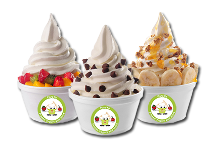 frozenyogurt toppings